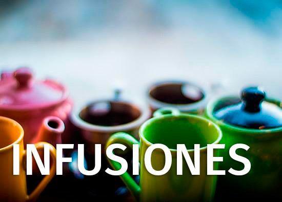 Nuestras infusiones - Cafés Ganada